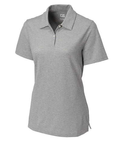 Cutter & Buck Women's Cb Drytec Elliott Bay Polo