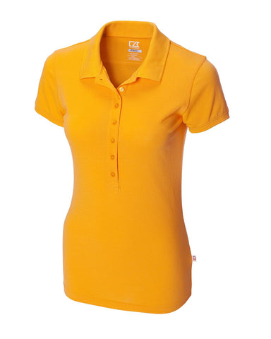 Cutter & Buck Women's C/S Sweet Spot Skinny Polo