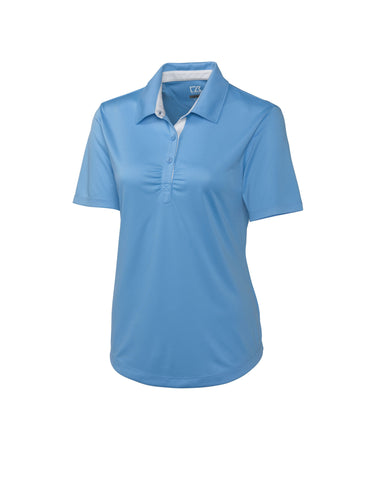 Cutter & Buck Women's Cb Drytec Alder Polo