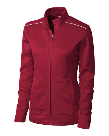 Cutter & Buck Women's WeatherTec Ridge Full Zip