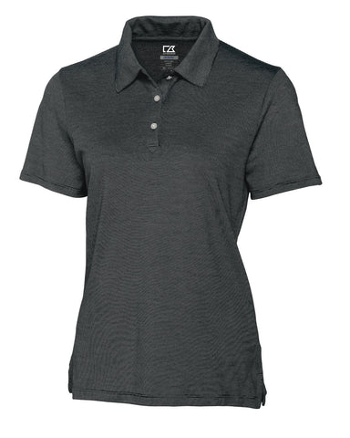 Cutter & Buck Women's Cb Drytec Resolute Polo