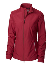 Load image into Gallery viewer, Cutter & Buck Women's Cb Weathertec Beacon Full Zip Jacket