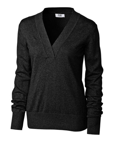 Cutter & Buck Women's L/S Sofia Shawl Sweater