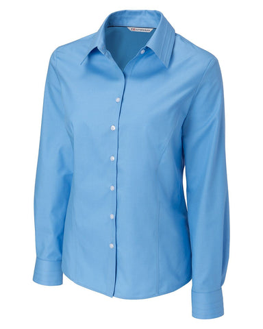 Cutter & Buck Women's L/S Epic Easy Care Fine Twill