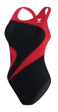 TYR Sport Women's Alliance T-Splice Maxfit Swimsuit