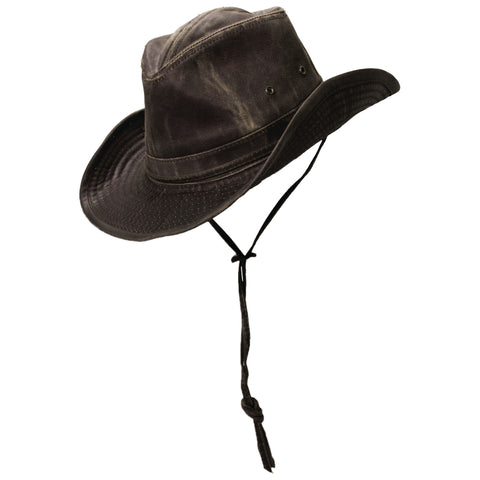 DPC Outdoor Design Men's Weathered Shape Outback Sun Hats