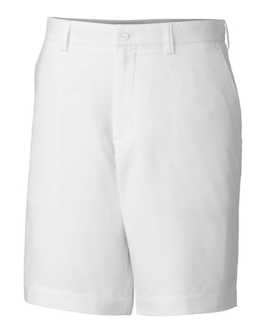 Cutter & Buck Men's DryTec White Bainbridge FF Short