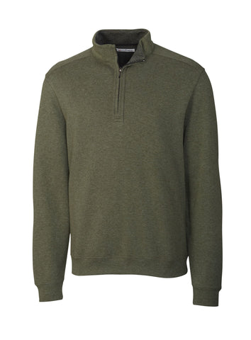 Cutter & Buck Men's Forest Park Half Zip