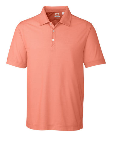 Cutter & Buck Men's Drytec Blaine Oxford Polo