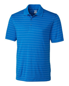 Cutter & Buck Men's Cb Drytec Franklin Stripe Polo