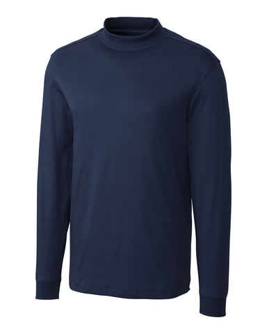 Cutter & Buck Men's L/S Belfair Pima Mock