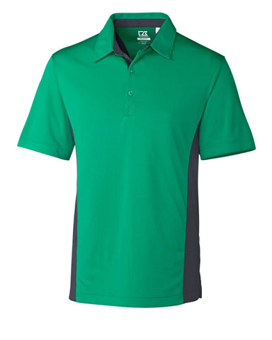 Cutter & Buck Men's Drytec Willows Colorblock Polo