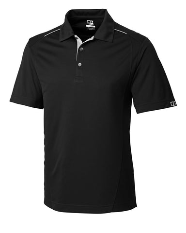 Cutter & Buck Men's Cb Drytec Foss Hybrid Polo Polo Shirts