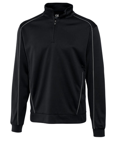Cutter & Buck Men's Cb Drytec Edge Half Zip