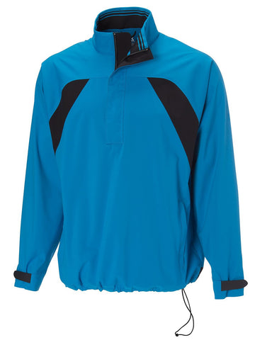 Cutter & Buck Men's Cb Weathertec Vital Half Zip