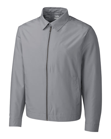 Cutter & Buck Men's Cb Weathertec Mason Full Zip