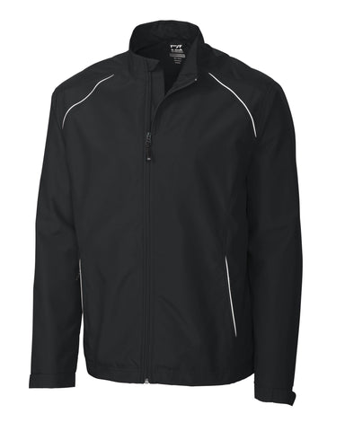 Cutter & Buck Men's Cb Weathertec Beacon Full Zip Jacket