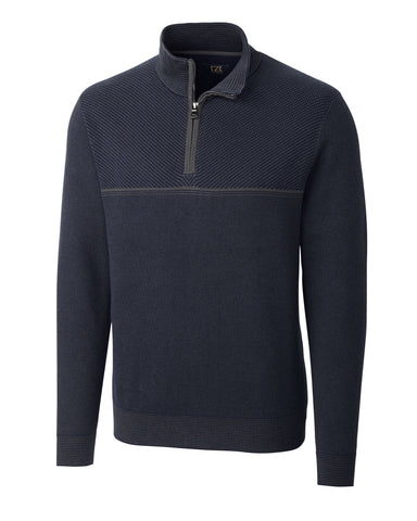Cutter & Buck Men's Addison Half Zip