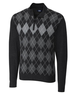 Cutter & Buck Men's Blackcomb Half Zip
