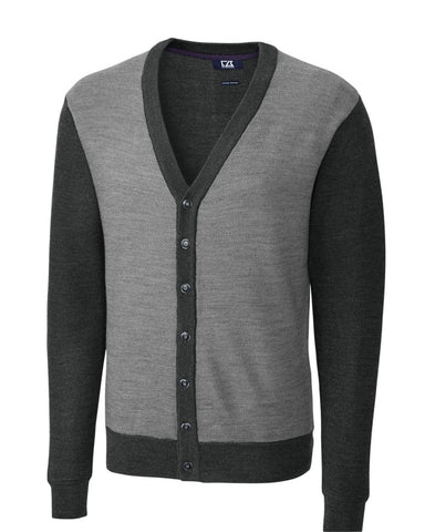Cutter & Buck Men's Cornish Cardigan