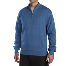 Load image into Gallery viewer, Cutter & Buck Men's Sandpoint Half Zip Wind Sweater
