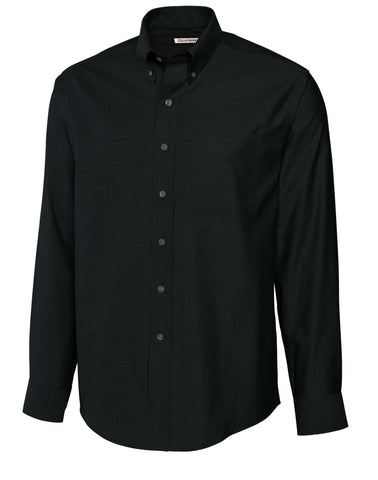 Cutter & Buck Men's L/S Epic Easy Care Royal Oxford