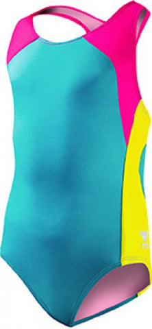TYR Children's Solid Splice Maxfit Swimsuit