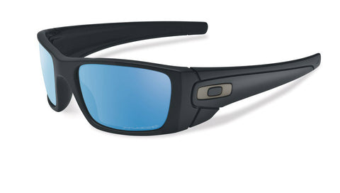 Oakley Men's Fuel Cell™ Prizm™ Deep Water Polarized Sunglass