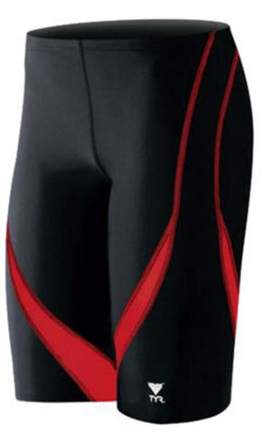 TYR Sport Boy's Alliance Splice Nylon Jammer Swimsuit
