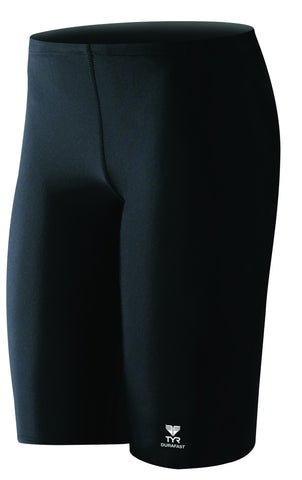 TYR Sport Men's Durafast One Solid Jammer Swimsuit