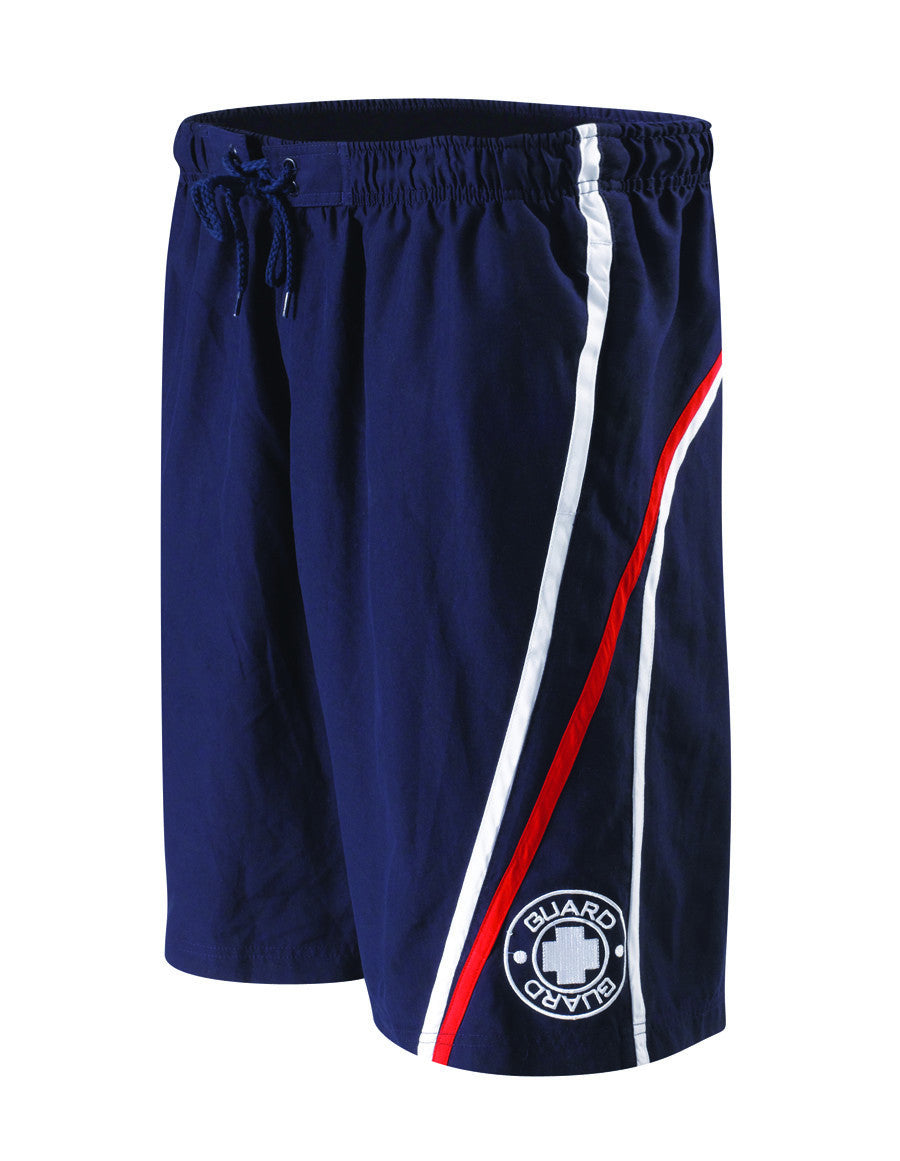 TYR Sport Men's Guard Elastic Waist Boardshorts
