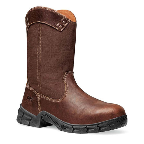 Timberland PRO Men's Excave Wellington Steel Safety Toe Boot