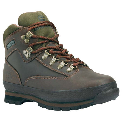 Timberland Mens Euro Hiker Mid Leather Boot