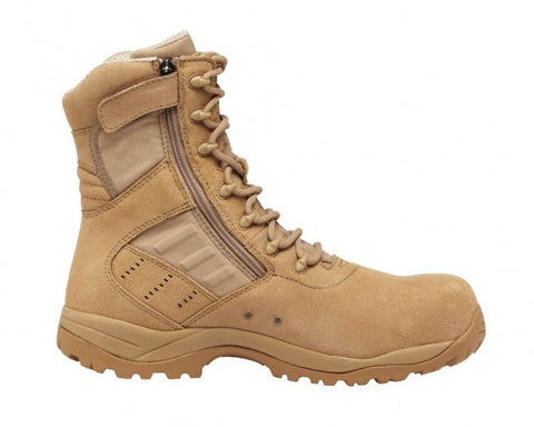 Belleville Tactical Research TR336ZCT Men's Guardian Hot Weather Lightweight Side-Zip Composite Toe Boot