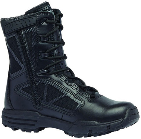 Belleville Tactical Research TR998ZWP Men's Tr Chrome Waterproof Side Zip Boot