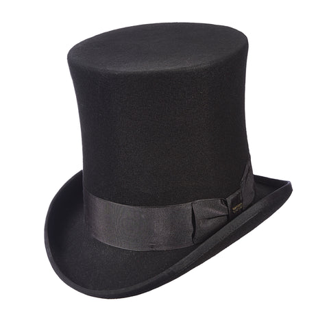 Scala Classico Victorian Tall Top Hat