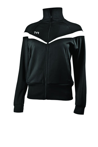 TYR Sport Women's Freestyle Warm-Up Jacket