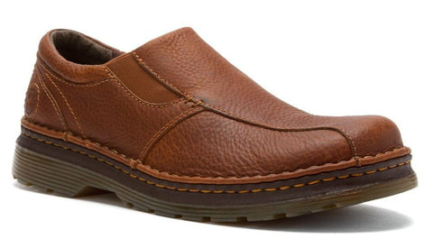 Dr. Martens Men's Tevin Grizzly Slip On Shoe
