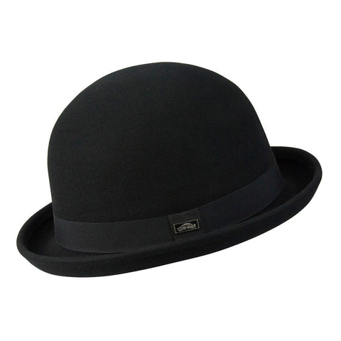 Conner Men's Bowler (Derby) Wool Hat