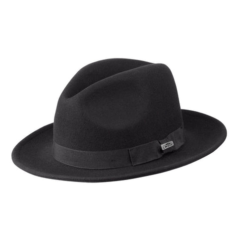 Conner Men's Wyatt Wool Fedora Hat
