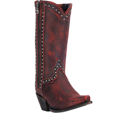 Dan Post Women's Studded Leather Boot