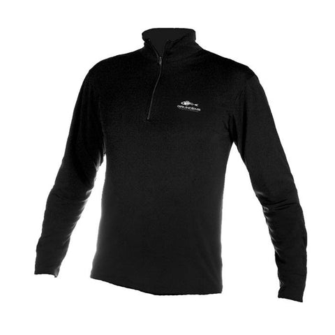 Grundéns Mens Fiske Skins 1/4 Zip Top