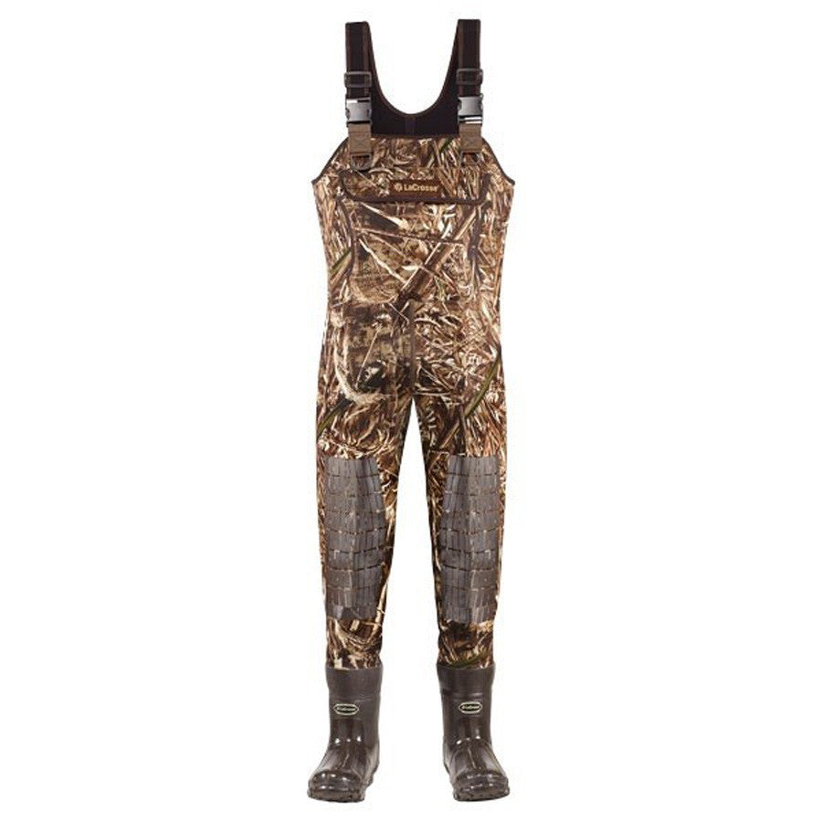 LaCrosse Men's Super Brush Tuff 1200G Waders