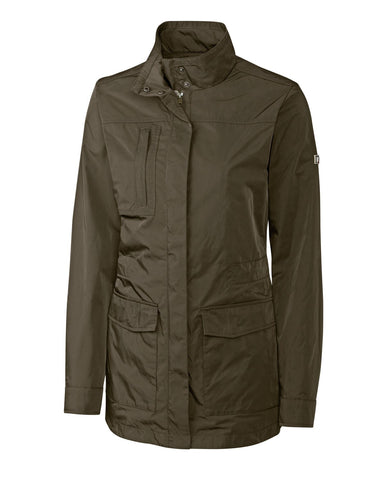 Cutter & Buck Women's CB WeatherTec Birch Bay Field Jacket