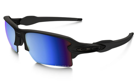 Oakley Men's Flak™ 2.0 XL Prizm™ Deep Water Polarized Sunglass