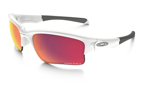 Oakley Men's Quarter Jacket™ (Youth Fit) Prizm™ Field Sunglass
