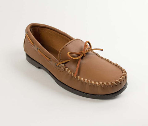 Minnetonka Men's Camp Moc Shoe
