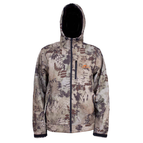 Grundens Unisex Gage Midway Softshell Camo