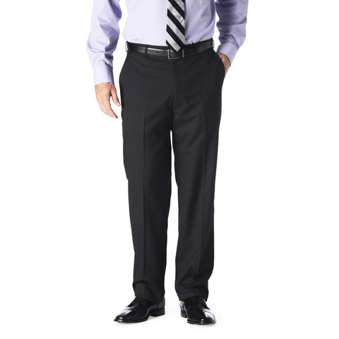 Haggar Men's Suit Separates Classic Fit Pant