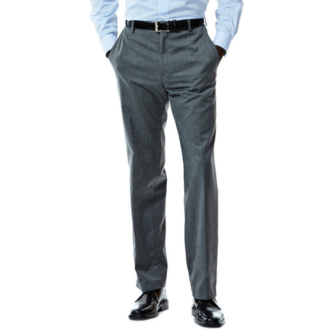 Haggar Men's Suit Separates Straight Fit Pant
